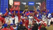 Las Águilas Cibaeñas de la República Dominicana, se coronaron campeones invictos de la Serie del Caribe, Mazatlán 2021.