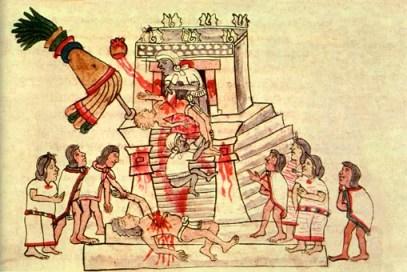 sacrificio umano nella civiltà incas
