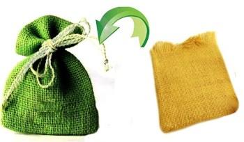 sacchetto magico verde