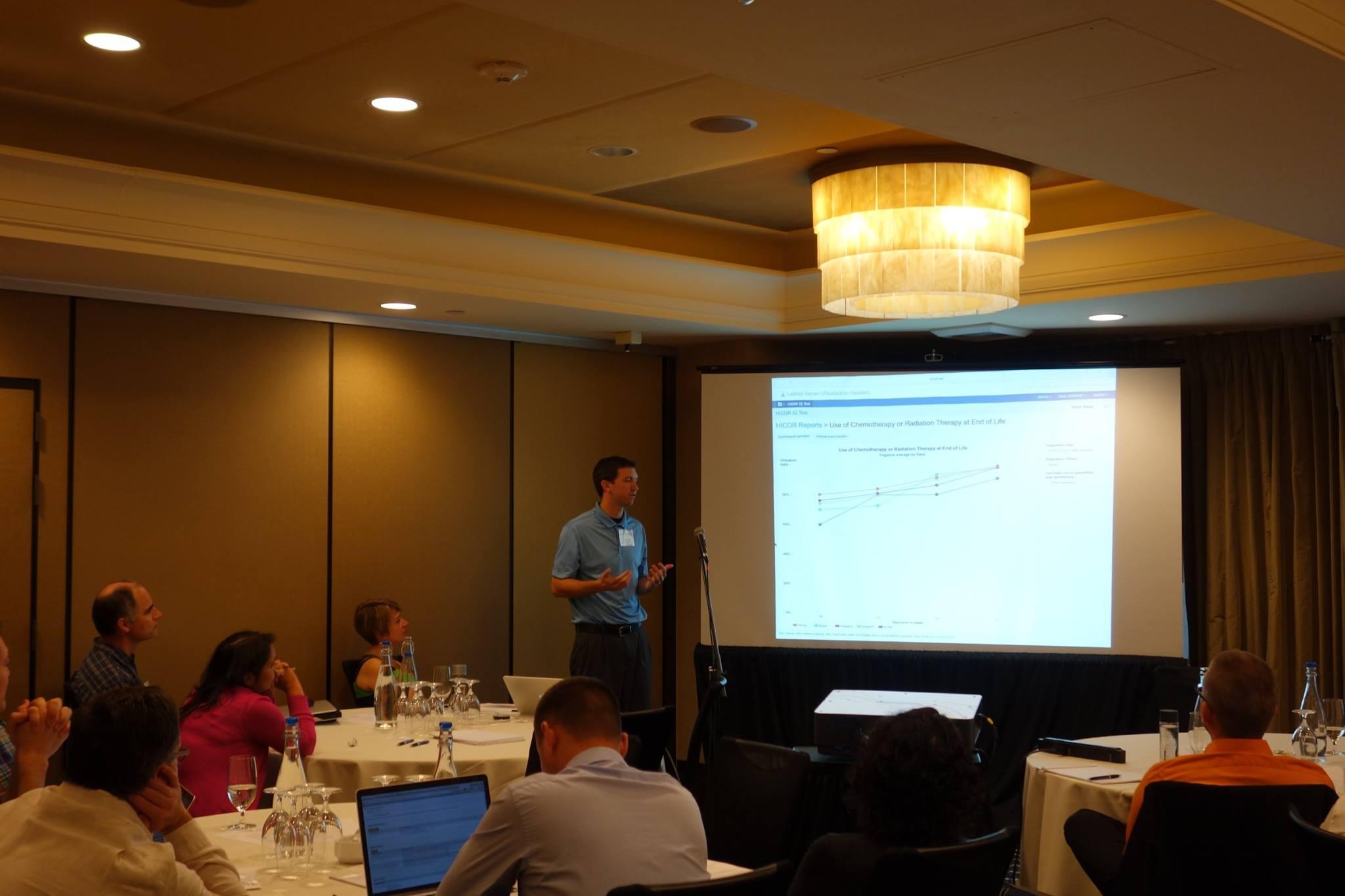Cory Nathe LabKey User Conference