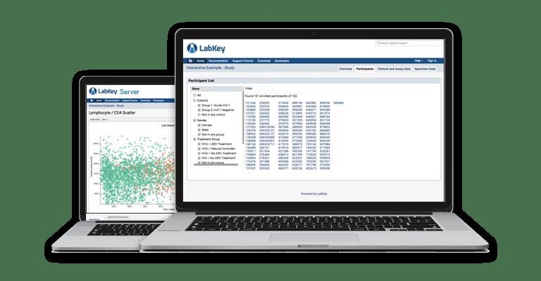 LabKey Server bioinformatics software for data integration, analysis, and collaboration