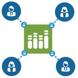 LabKey tools for secure reporting and collaboration in clinical research