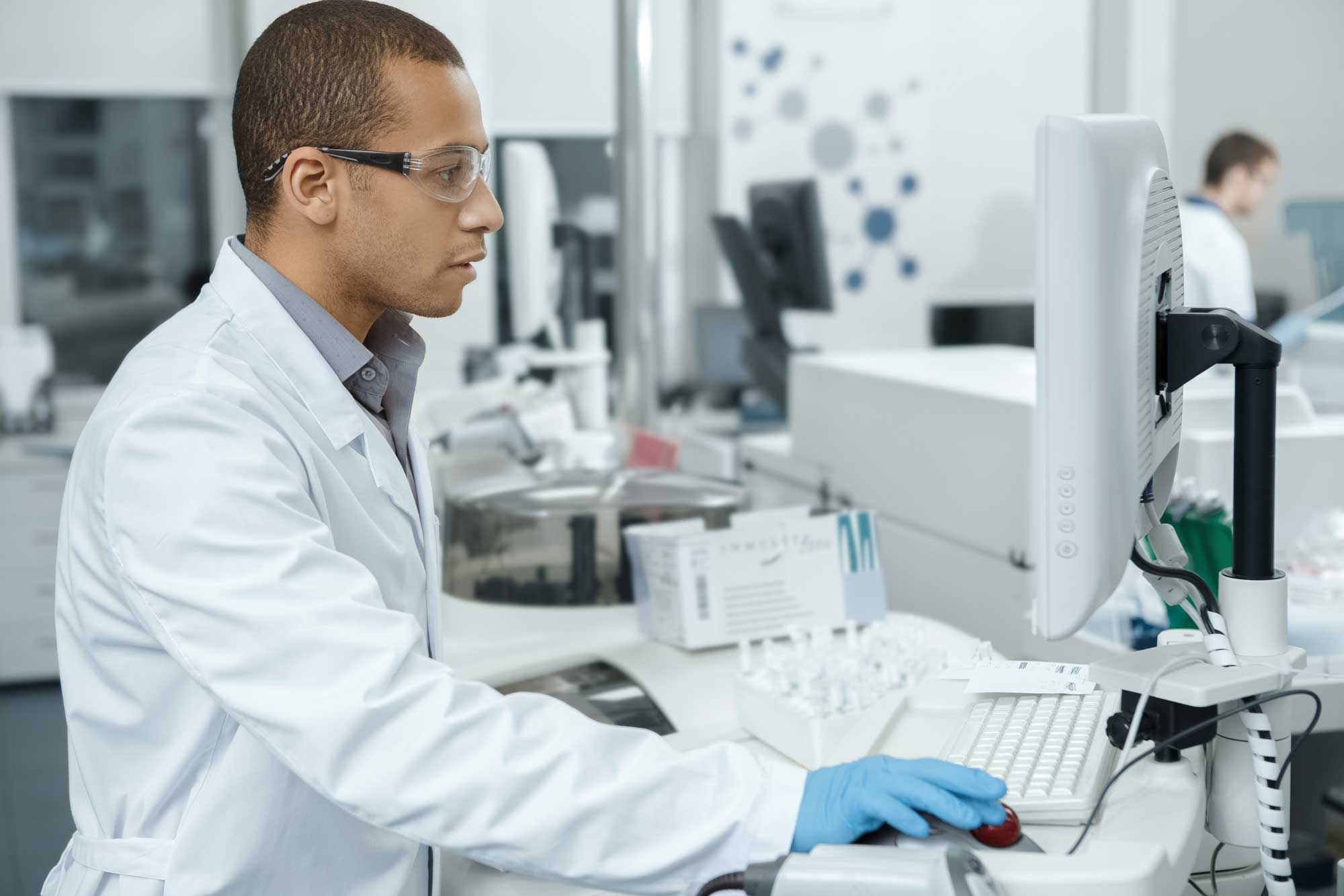 Register, connect and explore Biologics research and development data in LabKey Biologics