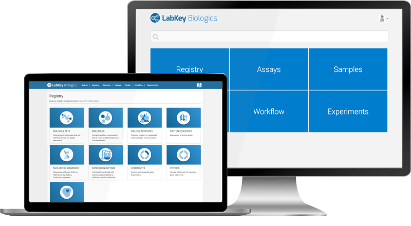 Try LabKey Biologics software free for 30 days