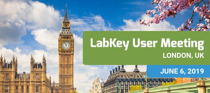 LabKey User Meeting - London, June 2019