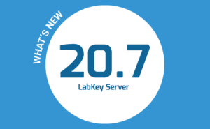 What's New in LabKey Server 20.7