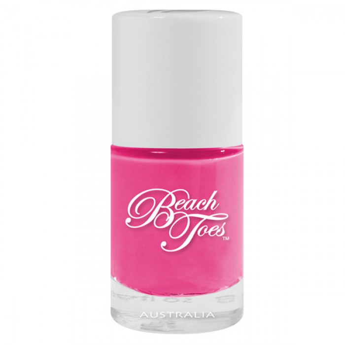 Beach toes sunday session nail polish