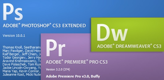 Typeface Used in Creative Suite Icons Becomes Adobe's Corporate Font