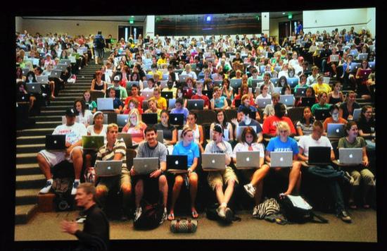 Macbook Classroom