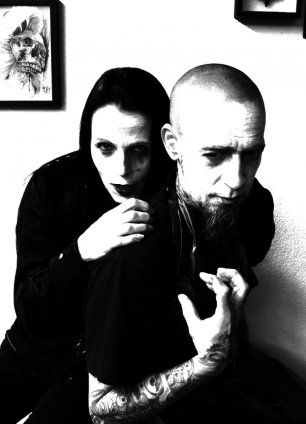 Blackmetal Selfportrait Ka & Guy