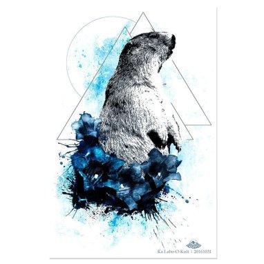 """Marmota Marmota"" – HelvEdition by Ka L-O-K"