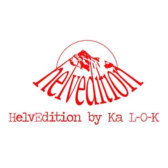 Logo HelvEdition by Ka L-O-K