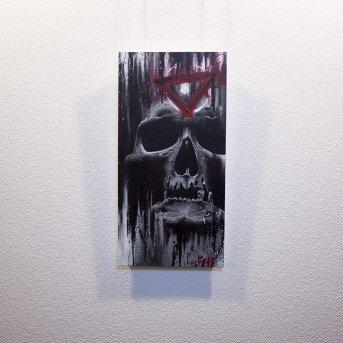 "Originalbild ""Ocul(t)us"" von Guy Labo-O-Kult (Acrylgemälde)"