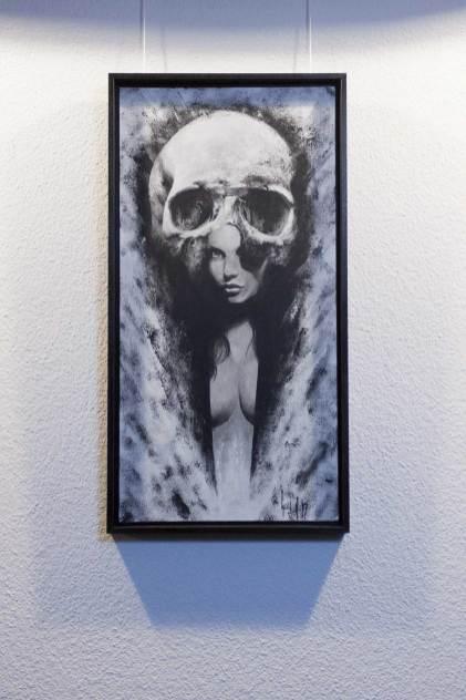 """Putrescine"" de Guy Labo-O-Kult | Oeuvre Originale"
