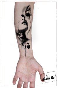 """Wanna Do """"Dead Flower"""" - Guy Labo-O-Kult"""