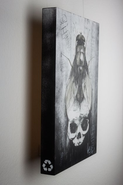 "Originalbild ""BirthDeath – and the way in between"" 
