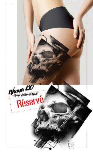 """RESERVED - Wanna Do """"Silva Fetus Skull"""" - Guy Labo-O-Kult"""