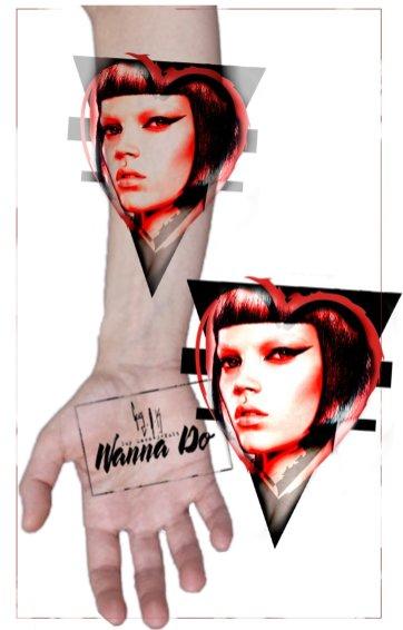 "Mock Up Wanna Do "" Das Modell"" - Guy Labo-O-Kult"