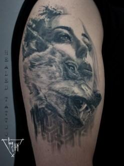 Wolfswoman | Guy Labo-O-Kult
