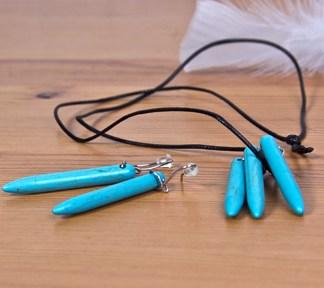 duo-bijoux-primitif-turquoise-boucles-doreilles-et-collier-de-la-boite-ateliers-creatifs