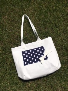 Borsa estiva. Summer beach Bag.