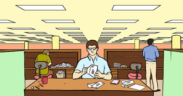 Manuel revolution bureau 01 Manuel de révolte au travail