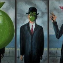 L'avant et l'après de peintures connues