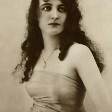 Agnès Souret, première Miss France en 1920