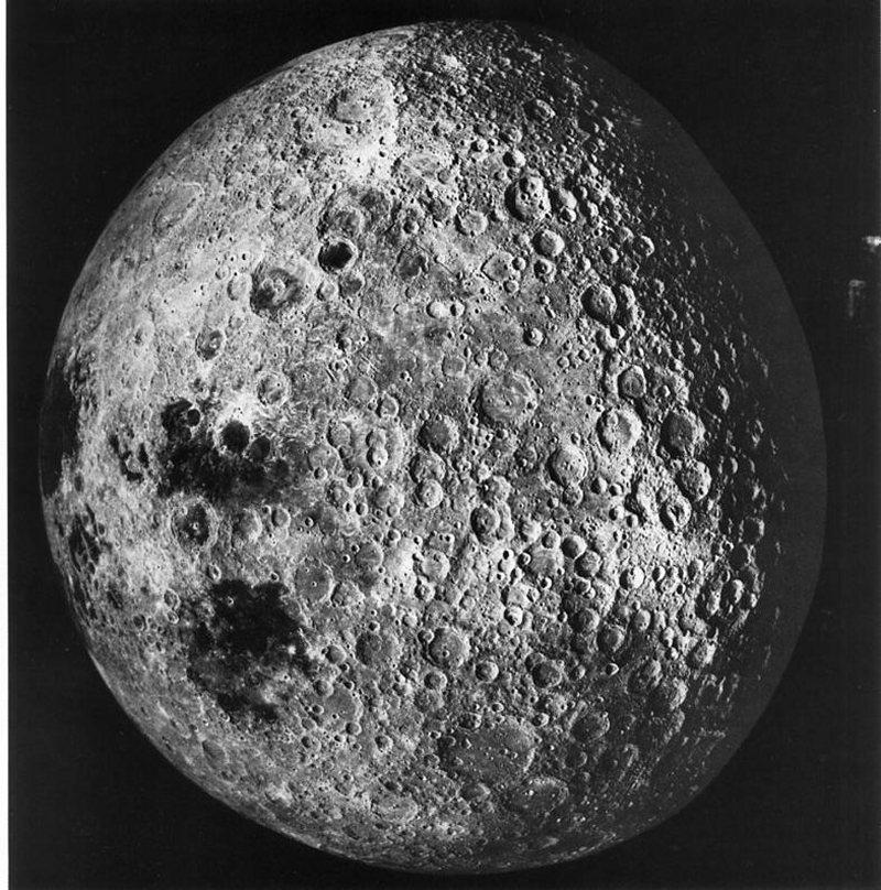 cote lune Histoire photographique de la Lune