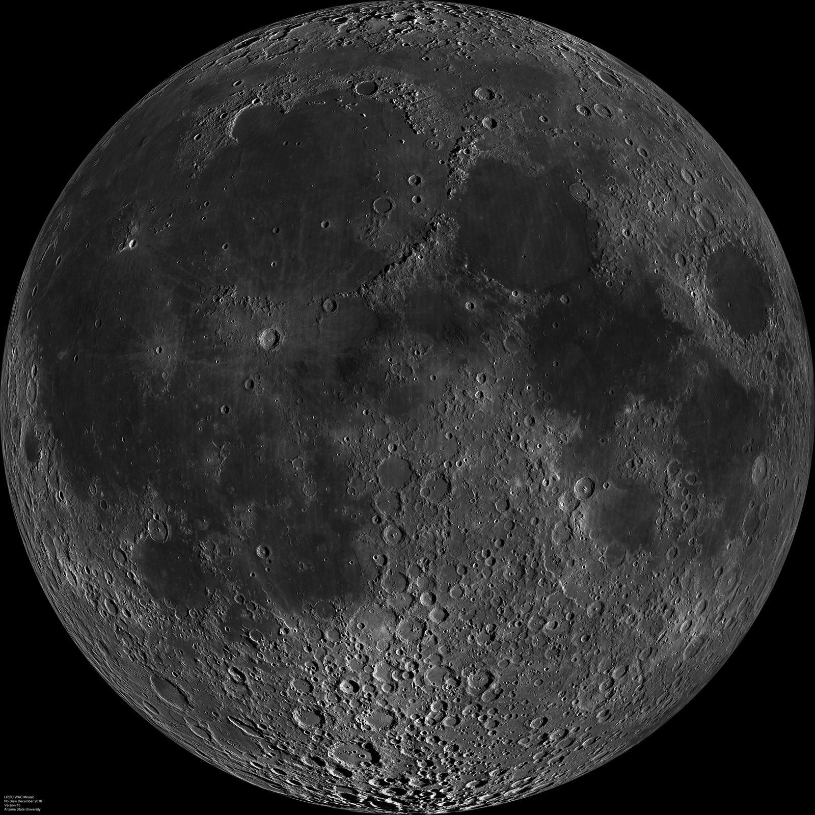 lune tres haute resolution small Histoire photographique de la Lune
