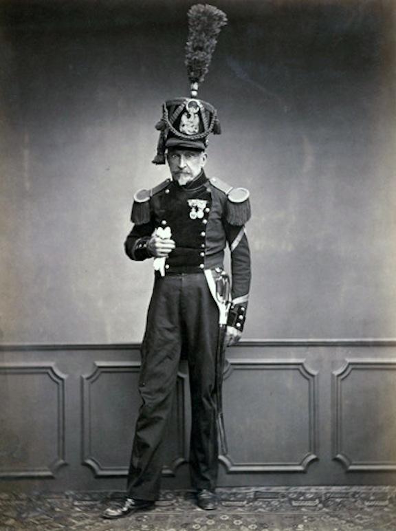 soldat veterant napoleon guerre 06 Vétérans des guerres de Napoléon photo photographie histoire