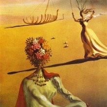 Les couvertures de Vogue par Salvador Dali