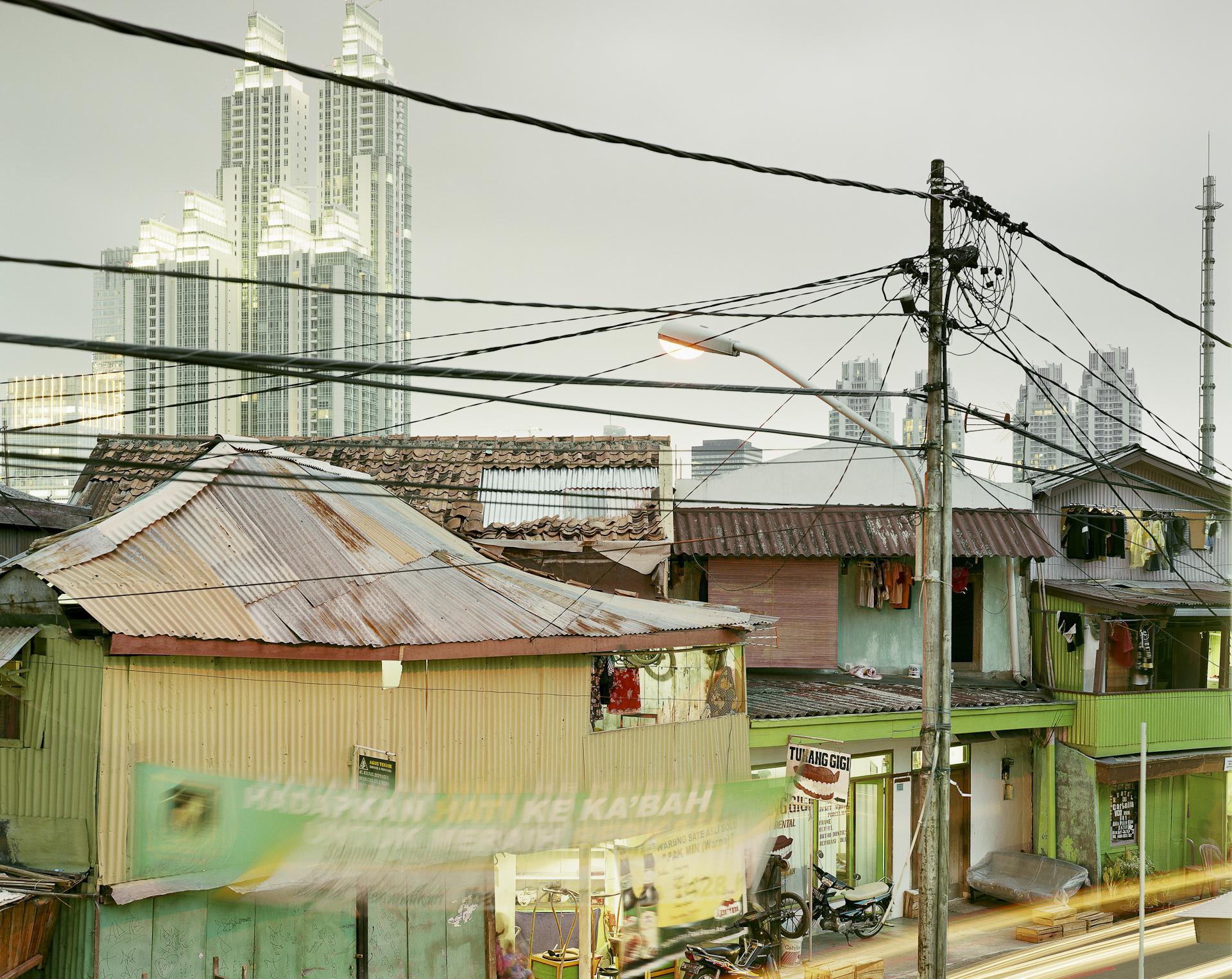 Lévolution des villes asiatiques par Peter Bialobrzeski