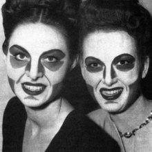 [Mystère #3] Maquillage des premières présentatrices à la télévision