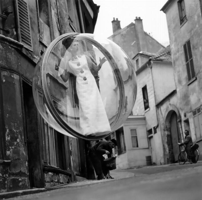 Melvin Sokolsky mode bulle paris 101 707x700 Une bulle à Paris