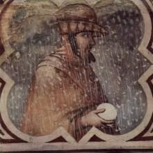 Batailles de boules de neige au Moyen Age