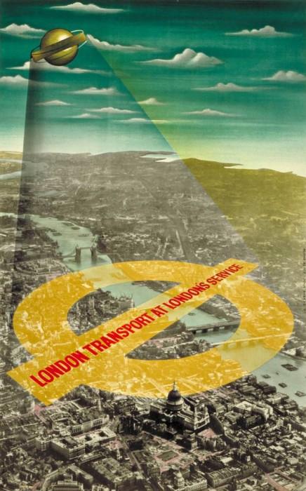 londres london metro undergroud affiche poster 06 436x700 150 ans daffiches du métro de Londres  histoire design bonus art
