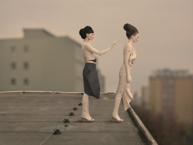 Fashion Photography by Bára Prášilová