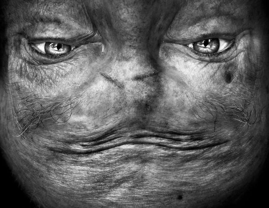 ride visage retourne alien 01 870x672 Des visages à lenvers
