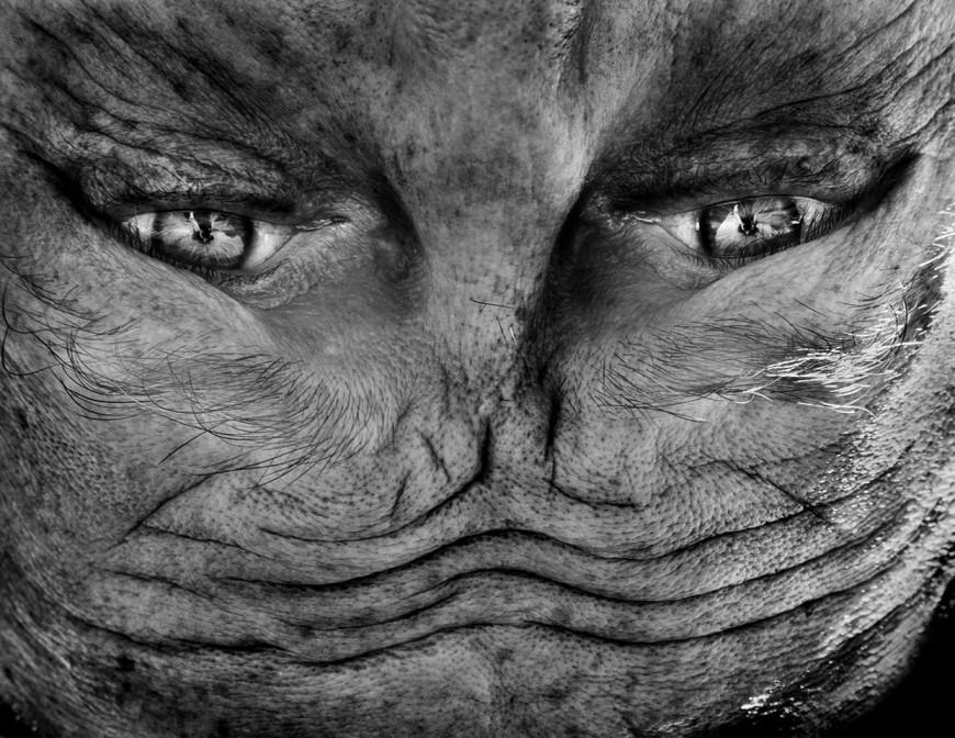 ride visage retourne alien 04 870x672 Des visages à lenvers