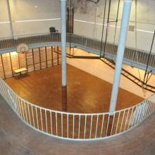 Le plus vieux terrain de basket du monde est à Paris