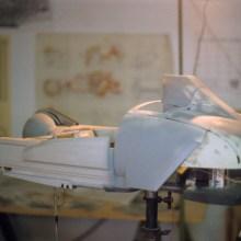 Dans l'atelier de création des maquettes de Blade Runner
