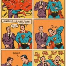 Les petites blagues de Superman