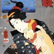 Les estampes japonaises d'Utagawa Kuniyoshi