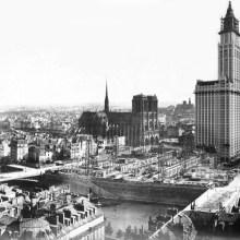 Si les gratte-ciels de New York étaient à Paris