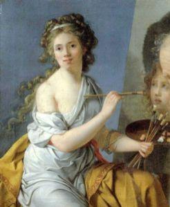 Marie-Guillemine Benoist - 1790