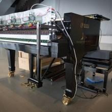 Le piano écolo qui parle avec une voix humaine