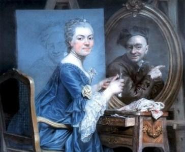 Marie-Suzanne Roslin - 1770