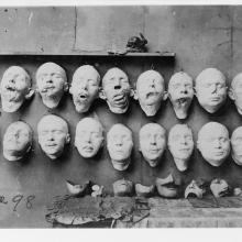 [Mystère #248]Les masques pour soldats mutilés d'Anna Coleman Ladd