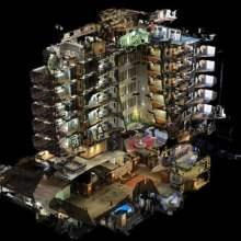 Les secrets d'un hôtel radiographiés